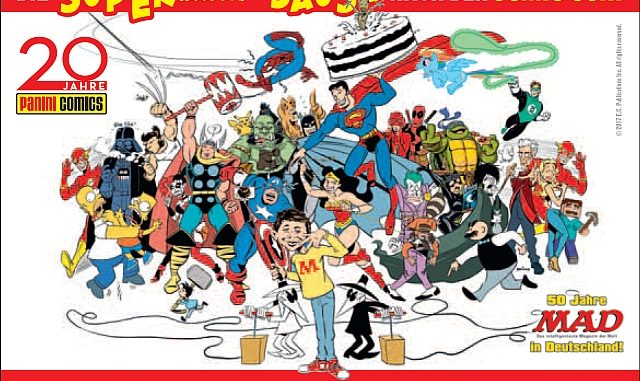 Bild: Panini Comics