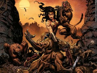 """Panini hat die Comics zum Blockbuster """"Wonder Woman"""" - Bild (c) DC Comics / Alle Rechte vorbehalten."""