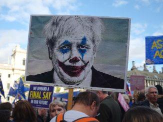 Brexit - Photo by Jannes Van den wouwer on Unsplash