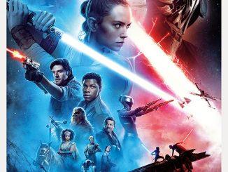 STAR WARS Episode IX: Der Aufstieg Skywalkers - Poster (c) Disney Company / Lucasfilm